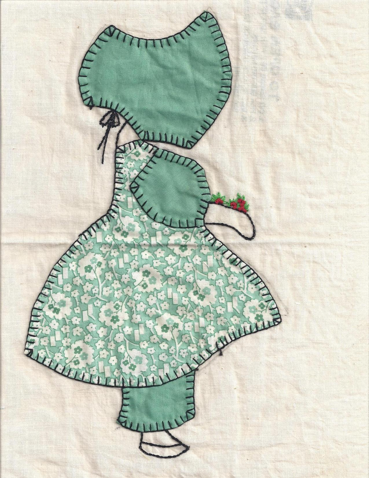 Sunbonnet Sue For You That Means It S A Pattern